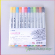 set Colours STA Art Marker Pen 3100 Twin-Tips Sketch highly cost-effective marker new
