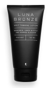 Luna Bronze - Organic / Natural 'Radiant' Self Tanning Lotion