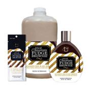 Black Chocolate Fudge Brownie 200x Bronzer Trio
