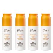 (4EA) x MAKE P:REM UV defence me. Capsule sun gel / Made in Korea