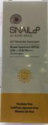 Snail 8 UV protection sunscreen SPF50 UVA/UVB PA+++ Ultra Light 30ml for all skin types