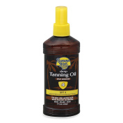 Banana Boat Deep Tanning Oil Spray Sunscreen SPF 4, 240ml