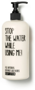 Stop The Water While Using Me! - Organic / Vegan Orange Wild Herbs Body Lotion