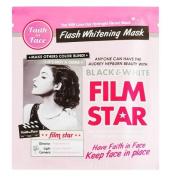 Faith in Face Black & White Film Star Flash Whitening Mask