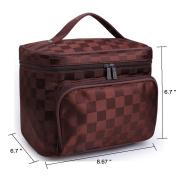 CalorMixs Large Travel Toiletry Bag or Cosmetics Makeup Case Shaving Kit Organiser