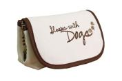 Sleeps With Dogs Cosmetic Bag
