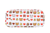 Rilakkuma by San-X - Rilakkuma I Love Pancakes Pencil Case Authentic Licenced Product