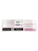 Precision Beauty Rectangular Multi Purpose Cosmetic Organiser