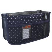 CalorMixs Designer Purse Organiser Insert Handbag Organiser Insert 13 Compartments