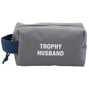 Trophy Husband Travel Cotton Canvas Rugged Dopp Kit Bag