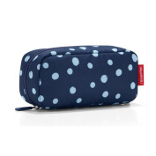 reisenthel multicase, Pencil Case and Cosmetic Bag, Spots Navy