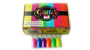 Fantasy Nails Sinaloa - Glitter it Neon Collection - 6pcs To Apply W Acrylic