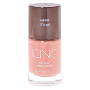 Gel-Like Nude Nail Polish Girls Pink