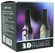 3D Gel Phoresis Kit #1 CONTIENE 3 colour 1,3,5 Y GEL NEGRO Y MAGNET