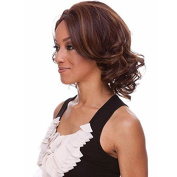 AISI HAIR Short Messy Curly Synthetic Wig Synthetic Ombre Wigs African American Women Short Curly Wig for Women