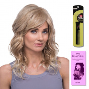 Naomi by Estetica, Wig Galaxy Hair Loss Booklet & Magic Wig Styling Comb/Metal Pick Combo (Bundle - 3 Items), Colour Chosen