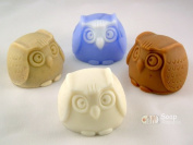 Owl Silicone Soap Mould
