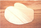 MITTEN Wood 1/8 x 1 PKG 25 laser cut wooden MITTEN by WOODNSHOP