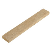 Jili Online Unfinished Nanmu Square Dowel Rod Strips for DIY Bookmark Woodcraft Material 20x3cm