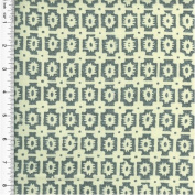 Braemore Foulard Print Grey Home Decorating Fabric, Fabric Sold By the Yard