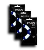 DYLON Navy Blue Hand Fabric Dye 3 Pack