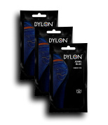 DYLON Jeans Blue Hand Fabric Dye 3 Pack