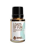 Rocky Mountain Oils - Loads of Fun-15ml for Wool Dryer Balls   100% Pure & Natural Essential Oils