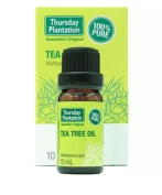 Thursday Plantation 100% Pure Tea Tree Oil 10 ml.