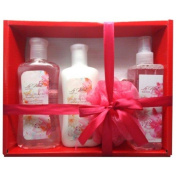 Le Vital 3pcs Gift Box Exotic Pink Lilly