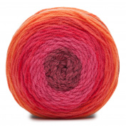 Bernat Pop Yarn in Scarlet Sizzle 84001