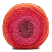 Bernat Pop Yarn in Scarlet Sizzle 84001