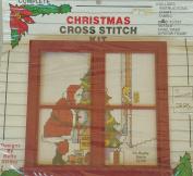 It's Really Santa Christmas Cross Stitch Kit #2104