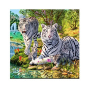 Botrong Creative 5D Embroidery Paintings Rhinestone Pasted DIY Diamond painting Cross Stitch