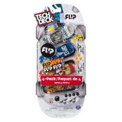 Tech Deck - 96mm Fingerboards - 4-Pack - Flip