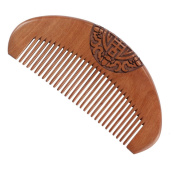 Wooden combs Wood Combs Green Sandalwood Massage Health Care Engraved Combs