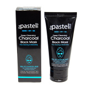 the Pastel doys Deep Cleansing Peel Off Charcoal Black Mask - Pore Cleaning and Moisturising 50g / 50ml