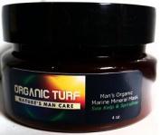Man's Organic, Marine Mineral, Mask w/Sea Kelp & Spirulina Anti-ageing Properties