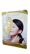 PS Mask Gold energy, Ingredients of Hydrogel Mask make skin feel comfortable and relax from stress in normal lifestyles.