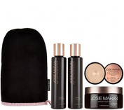 Josie Maran Super Sized Self Tanning Oil & Whipped Body Butter Kit
