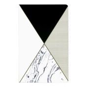 Denik Marble X Notebook 5.25X8.25 Blank