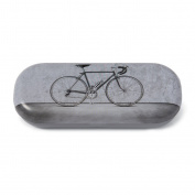 Catseye Eyeglass Case, Bicycle