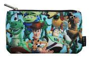 Loungefly Disney Toy Story Movie Woody Buzz Characters Cosmetic Pencil Bag Pouch