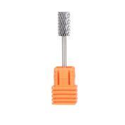 SpeTool Carbide Nail Drill Files Cylidrical Rotary Bit Burr For Gel Remove, 3Extra Coarse Grit
