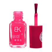Fluorescent Neon Luminous Gel Nail Polish for Glow in Dark Latest Natural Water-Based Nail Polish