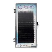BioTouch EYELASH Extensions Premium Mink Lashes C-Curl 0.20 x 10 mm