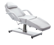 Eastmagic Professional White Facial Massage Table Bed Chair Beauty Salon Equipment