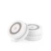 PBT Brush Facial Cleansing Brush Head for Replacement, 2Pcs