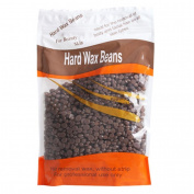 Depilatory Wax,ABCsell Depilatory Pearl Brazilian Hard Wax Pellet Waxing Bikini Hair Removal Bean New
