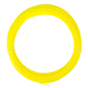 WYZworks Mini (50G) PLA 1.75mm (FLUORESCENT YELLOW) Premium 3D Printer Filament - Dimensional Accuracy +/- 0.05mm + Multiple Colour Options Available