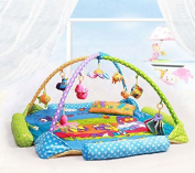 Animals blanket Crawling mat for Baby Kids Playing Reading Play Gym with Toys